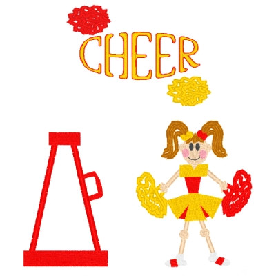 Cheerleader Goodie  Ideas on Cheerleader